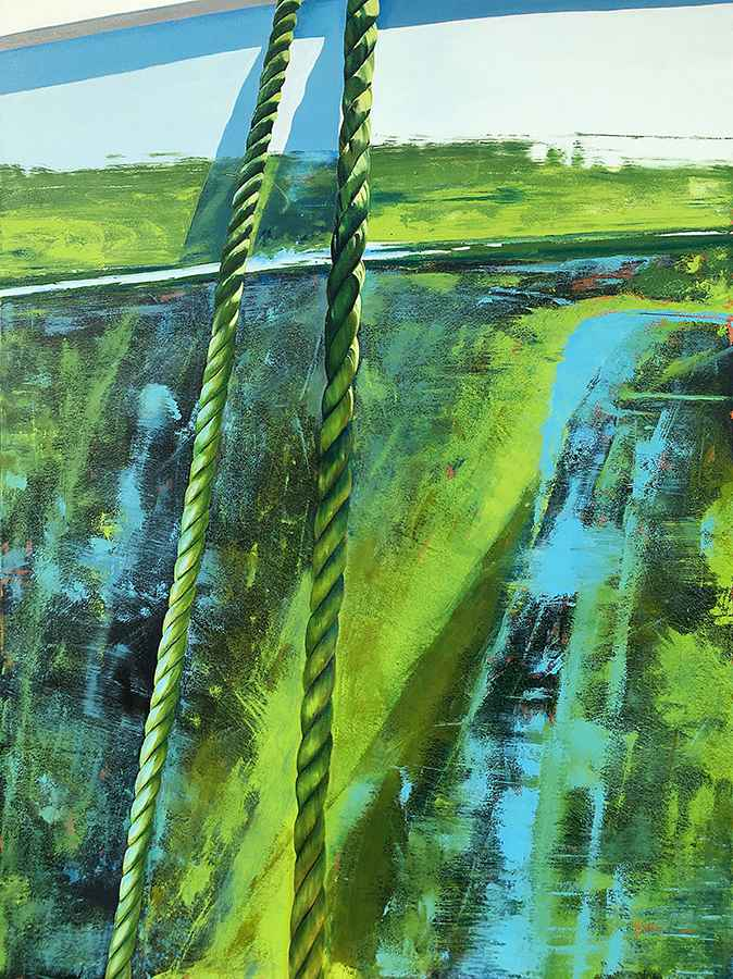 Twisted Pair by  David Wallis - Masterpiece Online