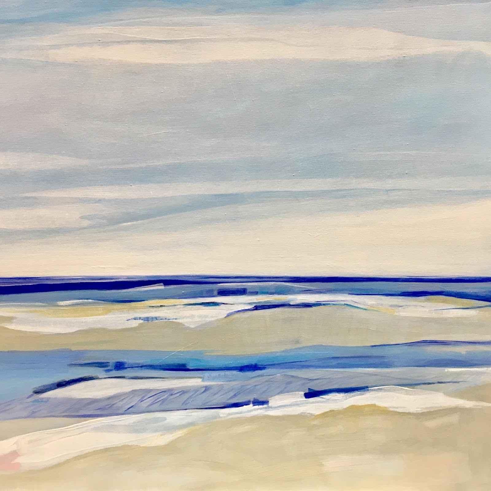 Morning Walk  by  Joyce Grasso