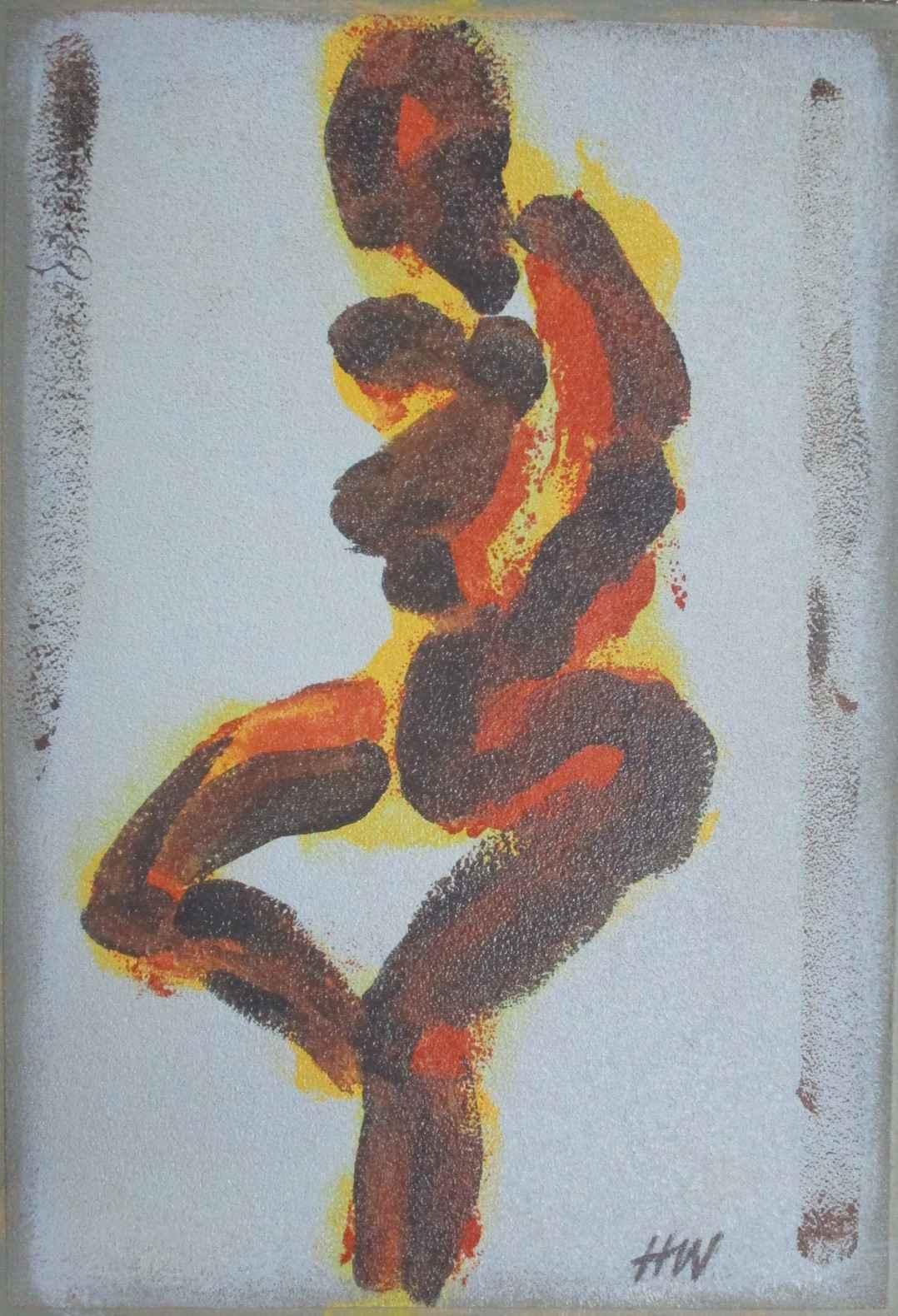 Unknown ( Dancer 1 kn... by  Harry Widman - Masterpiece Online