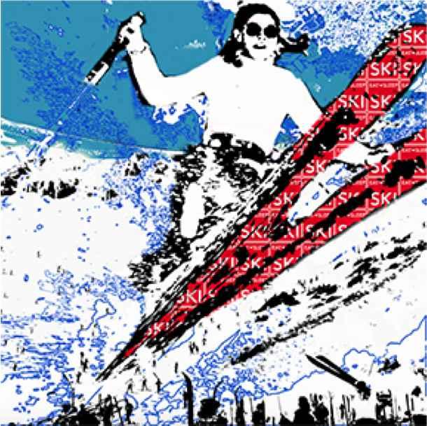 Ski the Head Wall