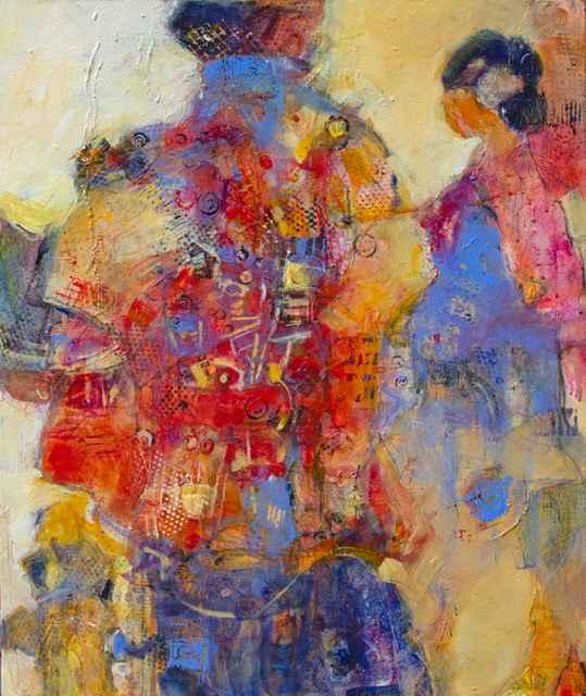 Joie de Vivre by  Jonlee Nunn - Masterpiece Online