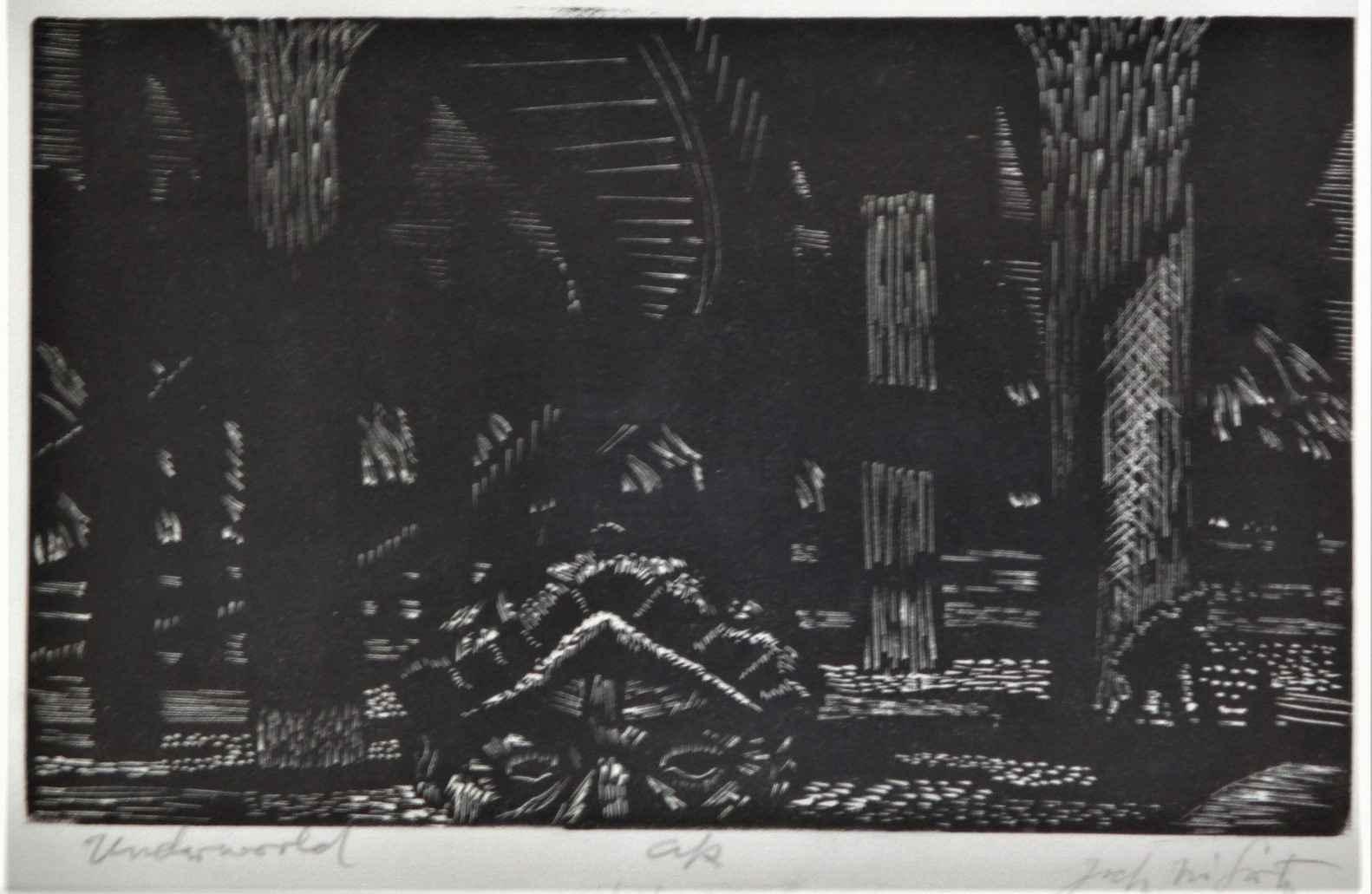 Underworld by  Jack McLarty - Masterpiece Online