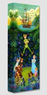 The Hero Of Neverland... by  Tim Rogerson - Masterpiece Online
