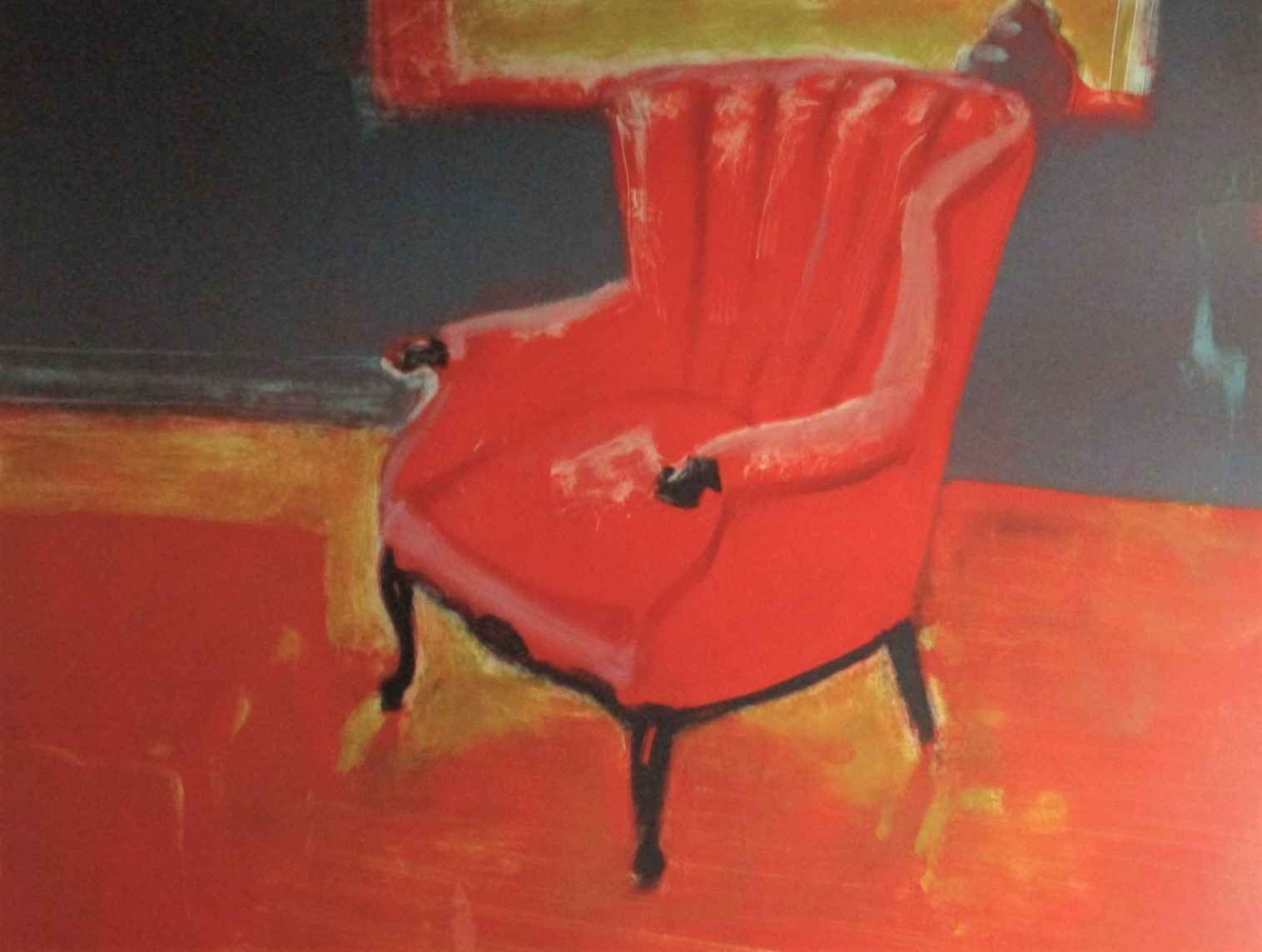 Untitled ( chair) by  Stephen Hayes - Masterpiece Online