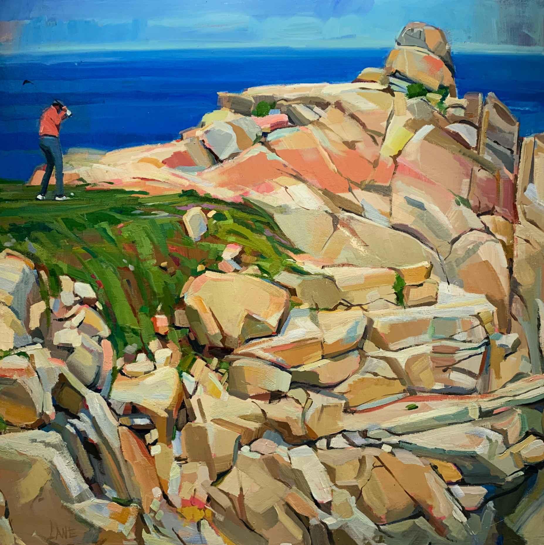 A Rocky Start by Mr. Lane Bennion - Masterpiece Online