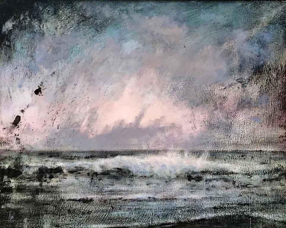 Sea and Sky by  Robert Wellings - Masterpiece Online
