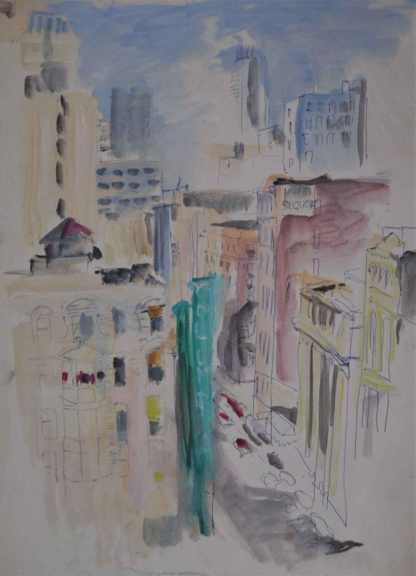 Untitled (Portland Ci... by  Shirley Gittelsohn - Masterpiece Online
