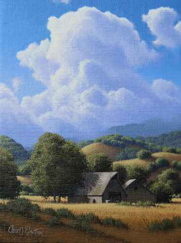 Thunderhead by  David  Dalton  - Masterpiece Online