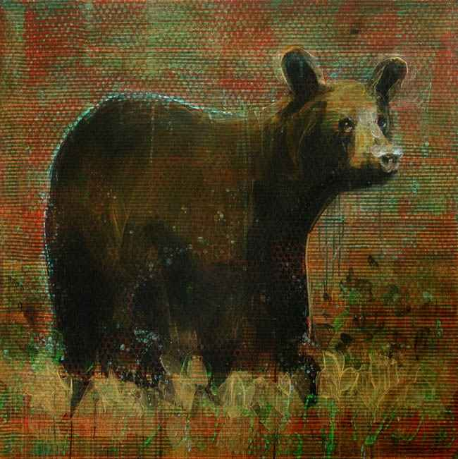 Bear (08-5926) *OV by Mr. Les Thomas - Masterpiece Online