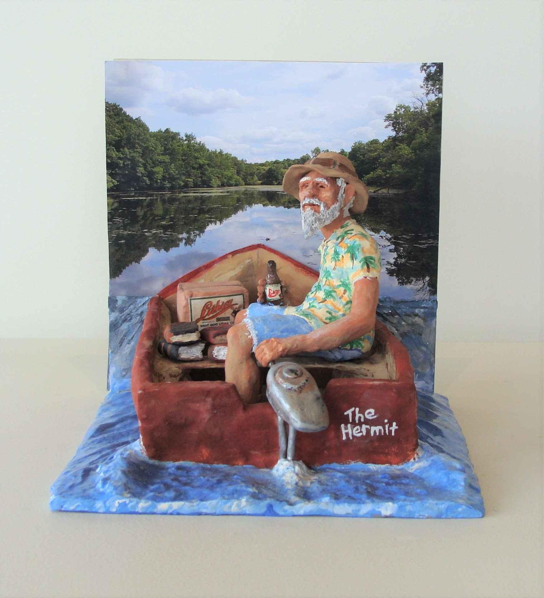 The Hermit by Mr. Doug Witz - Masterpiece Online