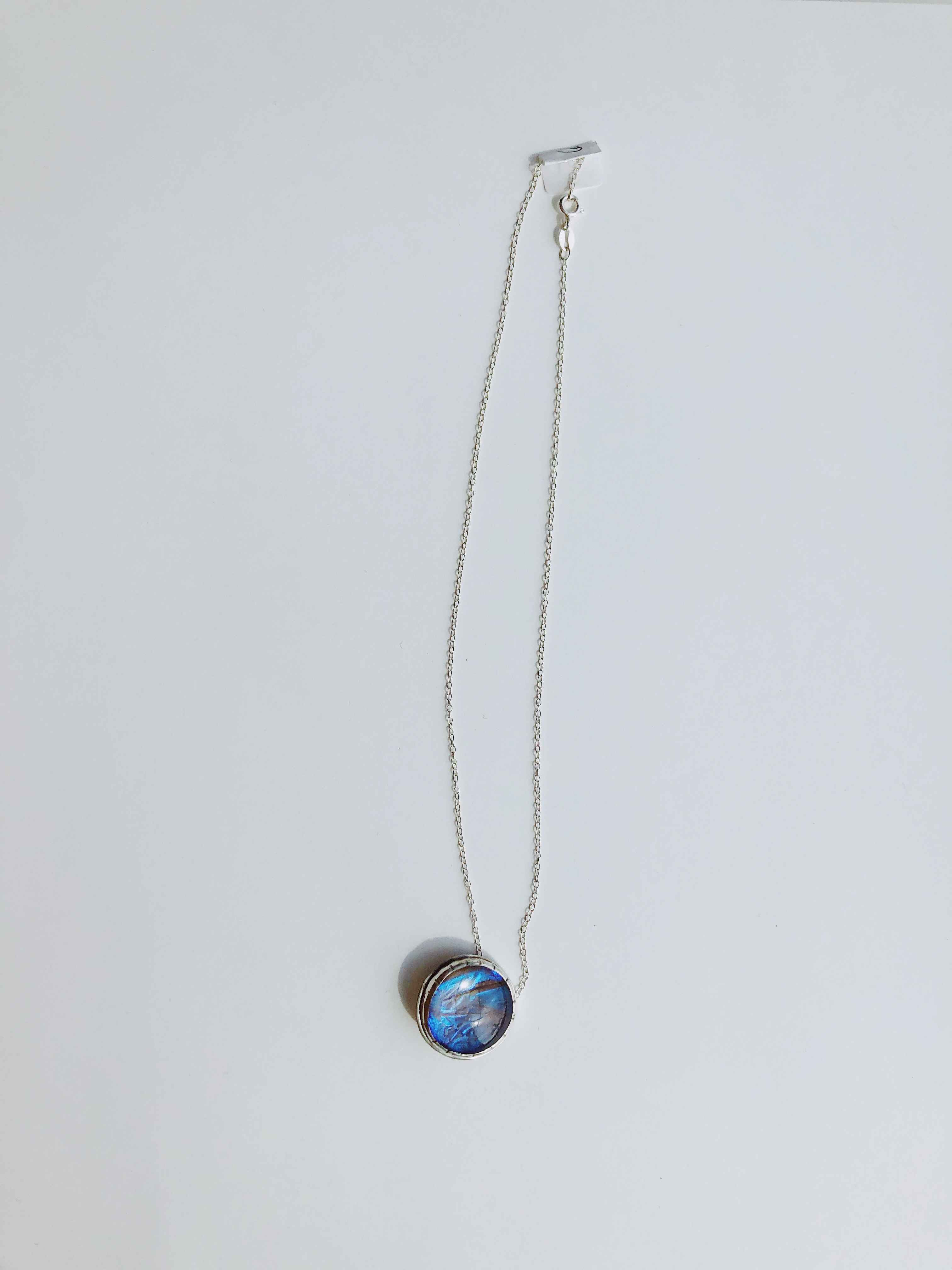 Butterfly Wing Pendant by  Cathy Miller - Masterpiece Online
