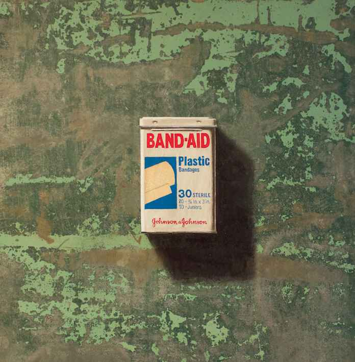 Band Aid  by  Michael Fitts