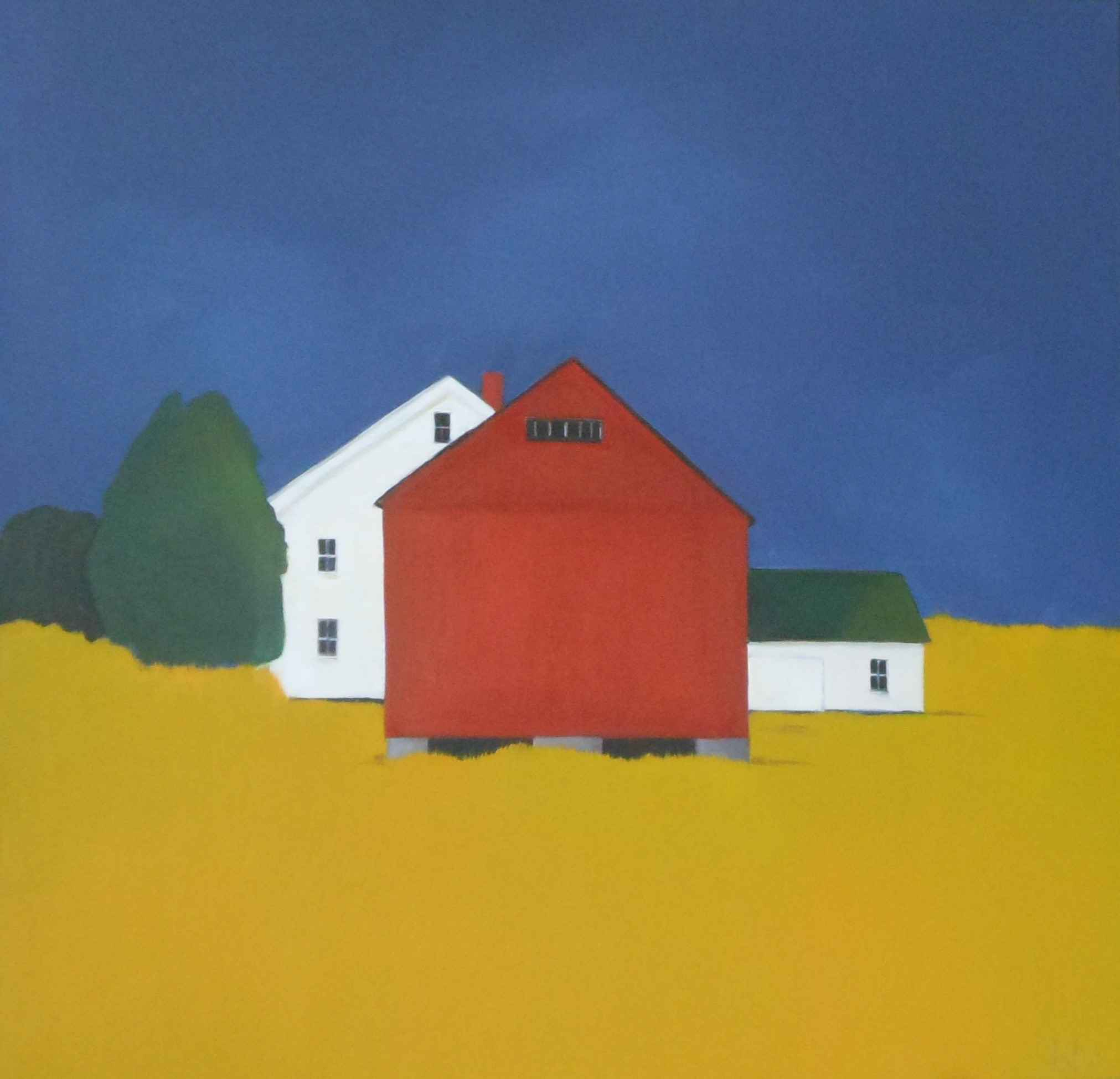 Storm on the Way by  Jean Jack - Masterpiece Online