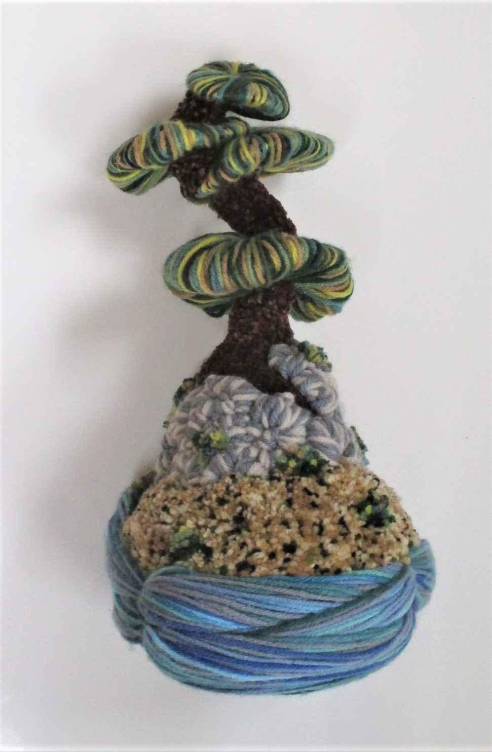 Yarn tree by  Erin Long - Masterpiece Online