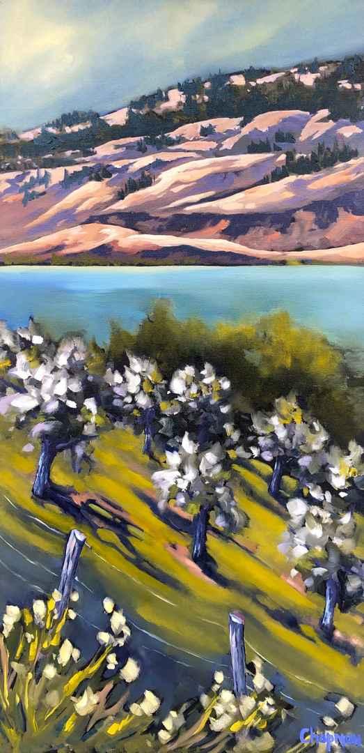 Spring Premier by  Sandra Chapman - Masterpiece Online