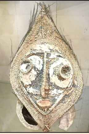Grey Mask by   Unknown - Masterpiece Online