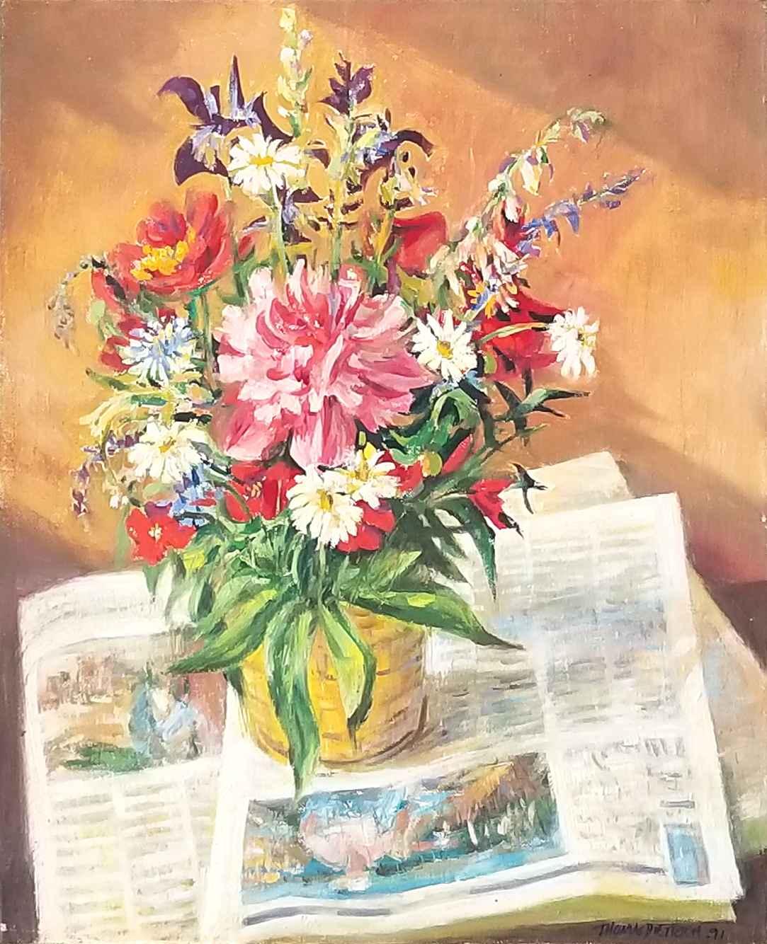 Anniversary Bouquet by Mr. Tom Dietrich - Masterpiece Online
