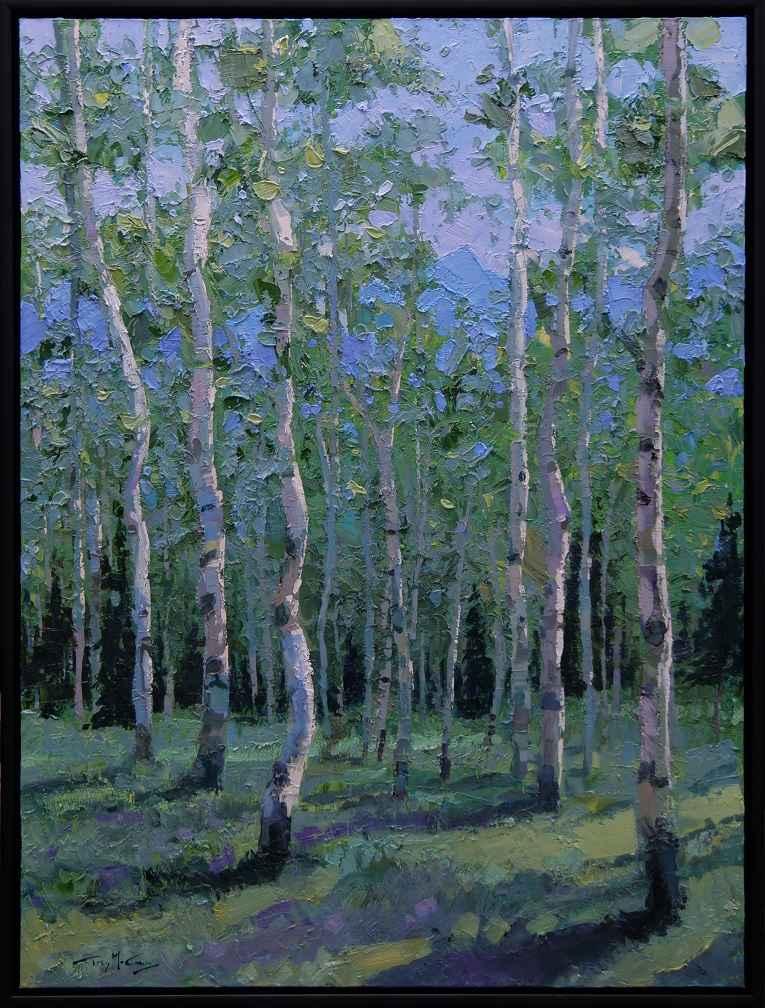 Cool Summer Air by  Trey McCarley - Masterpiece Online