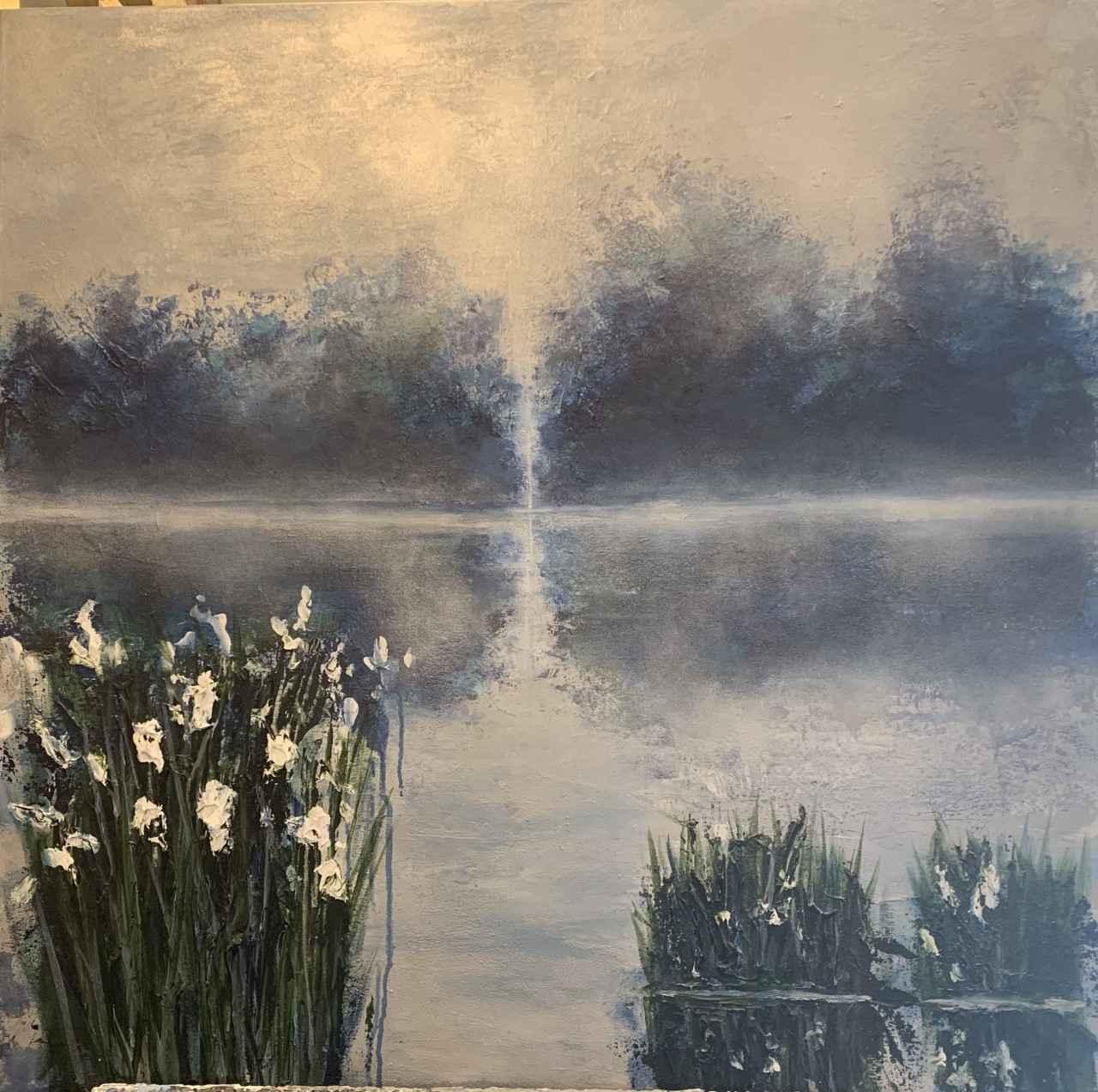 The Fog Rolls In by  Steve Lyons - Masterpiece Online