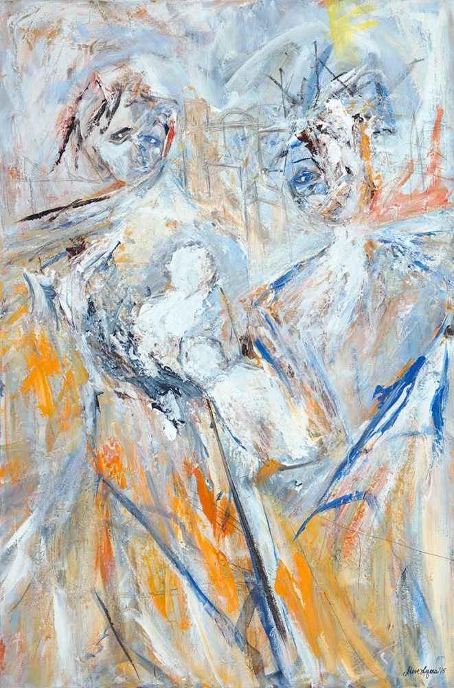 Fleeing Damascus by  Steve Lyons - Masterpiece Online