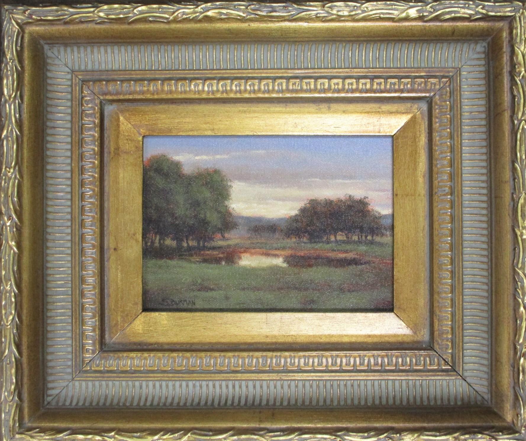 Unknown landscape by  Sandee Nycz Burman - Masterpiece Online