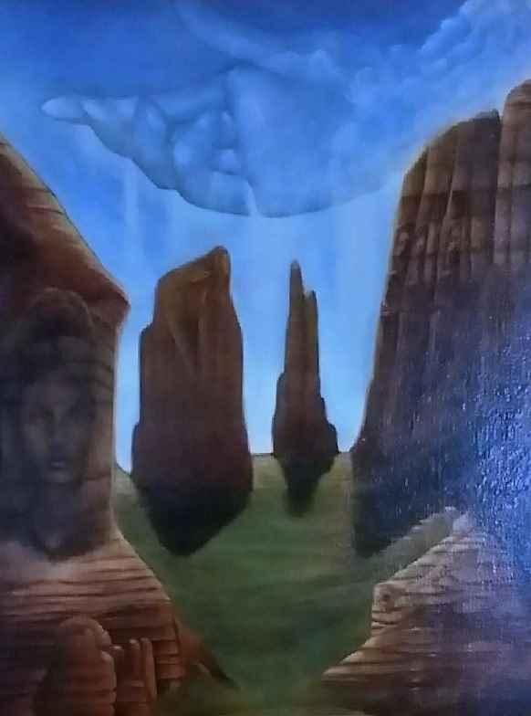 Creation by  Matthew Smith - Masterpiece Online