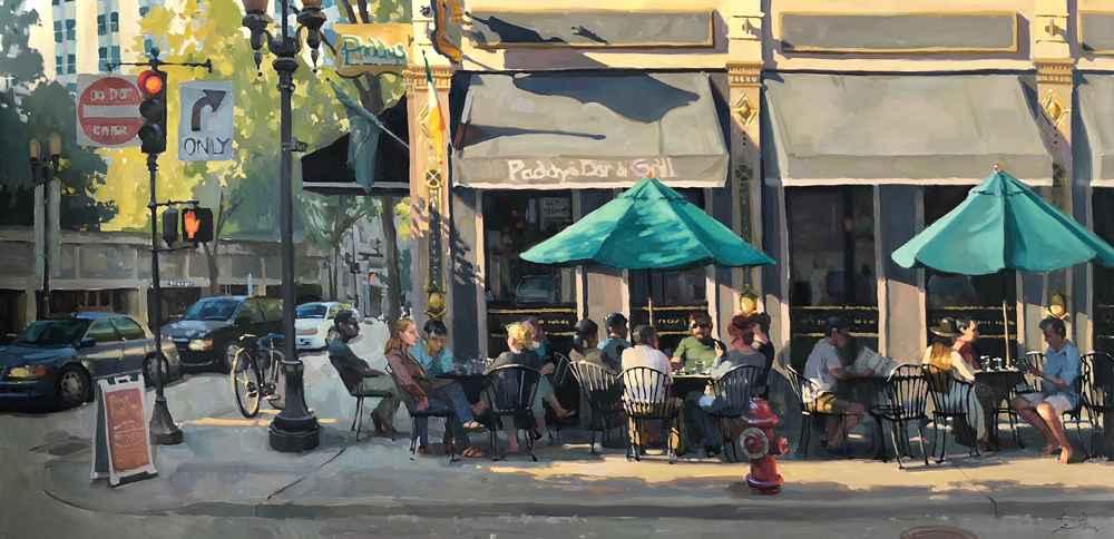 Street Side Chatter represented  by  Jennifer Diehl