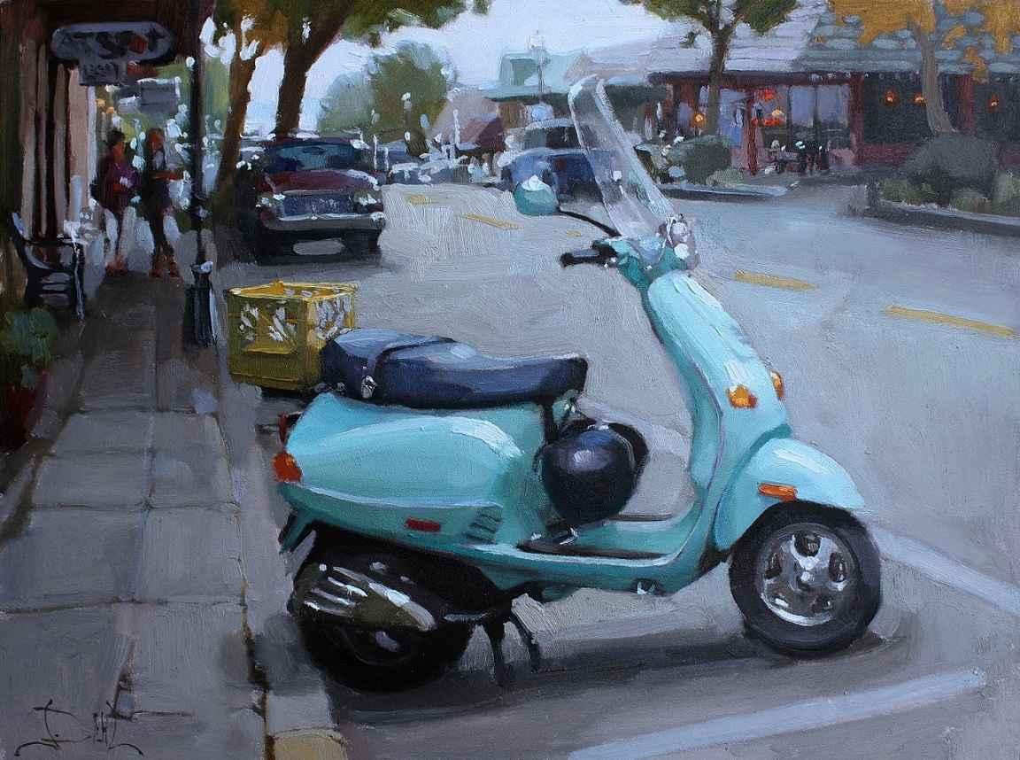 Go for a Ride by  Jennifer Diehl - Masterpiece Online