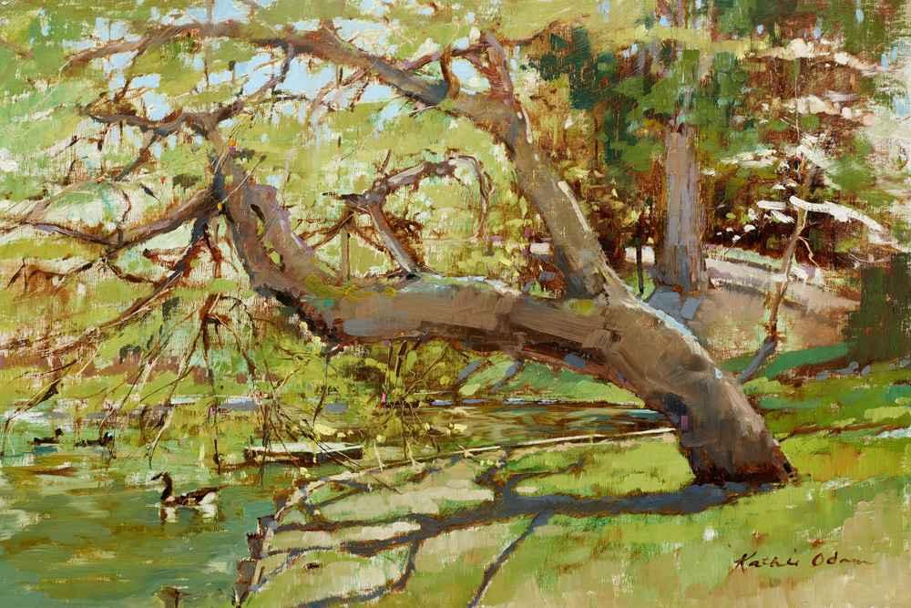 Springvale  by  Kathie Odom