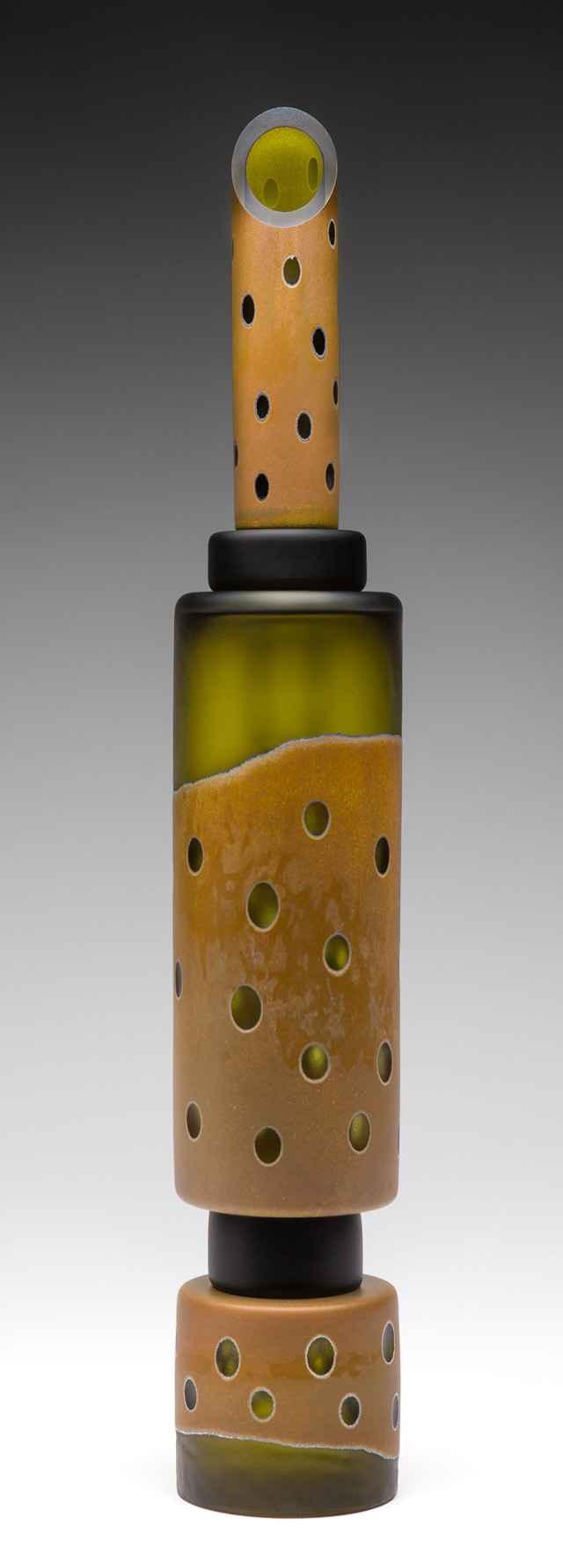 Cylinder Study, Olive by Mr. Kent Kahlen - Masterpiece Online