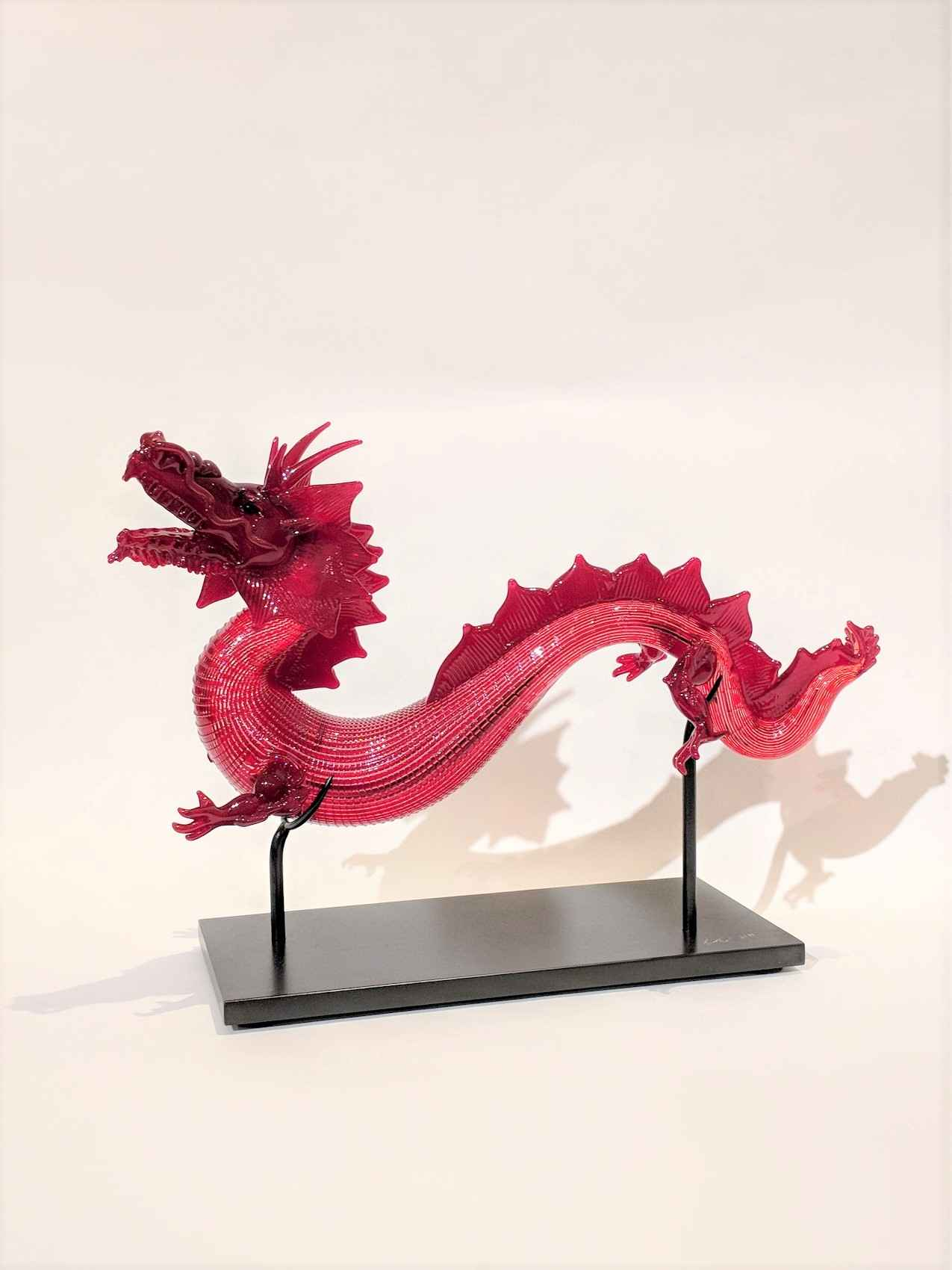 Lucky Dragon (small)  by  Jason Christian
