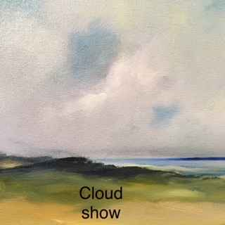 Cloud Show by  Marston Clough - Masterpiece Online