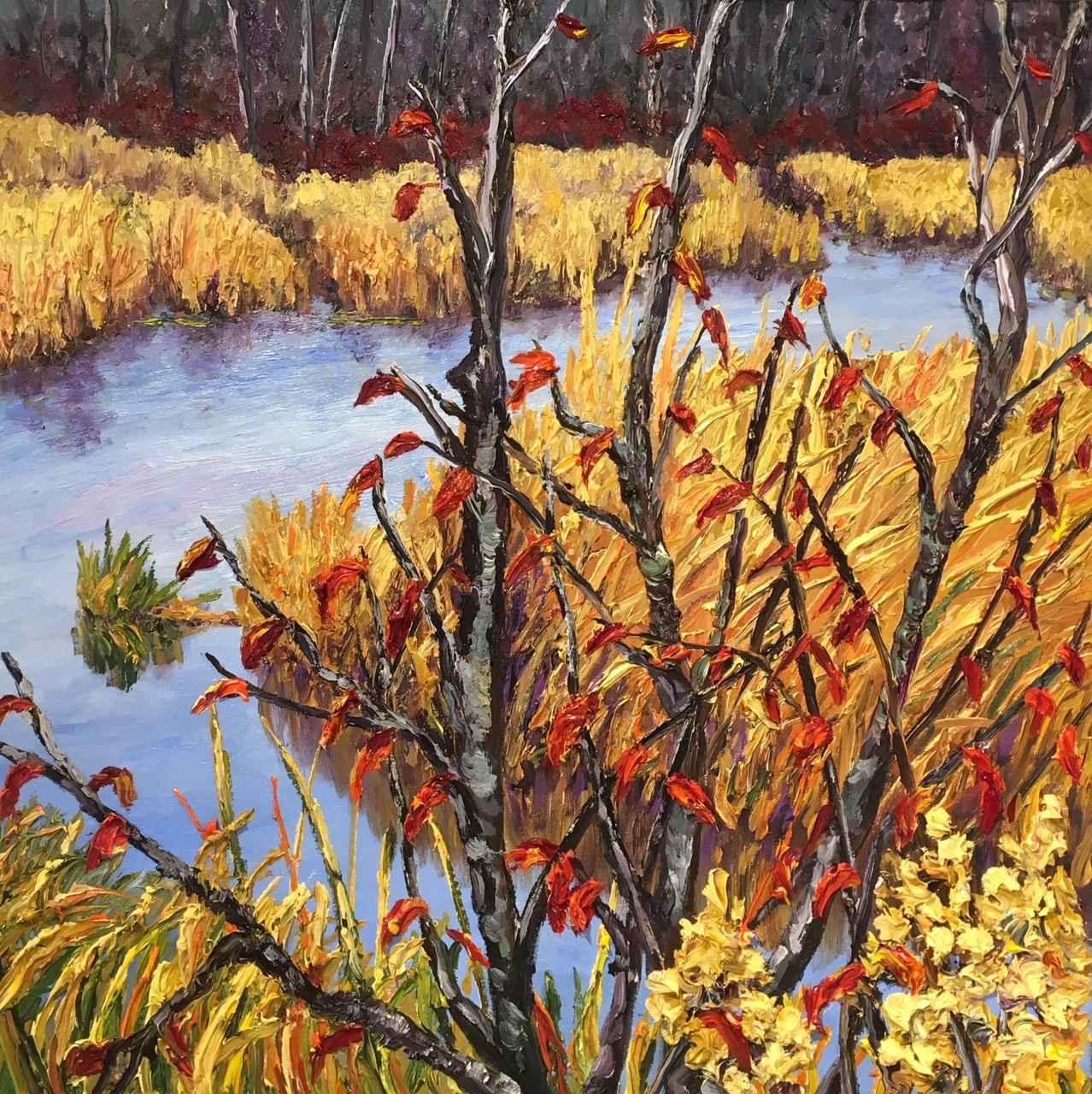 Meandering Through by Ms Debra Lynn Carroll - Masterpiece Online