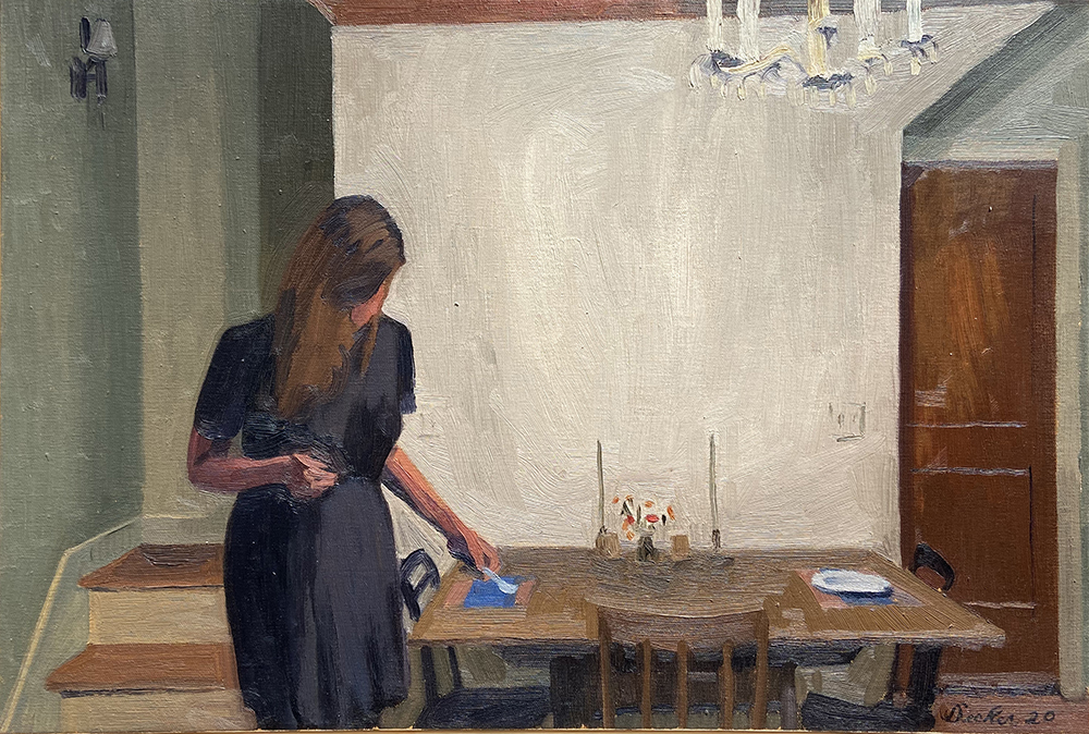 Table Setting by  Max Decker - Masterpiece Online