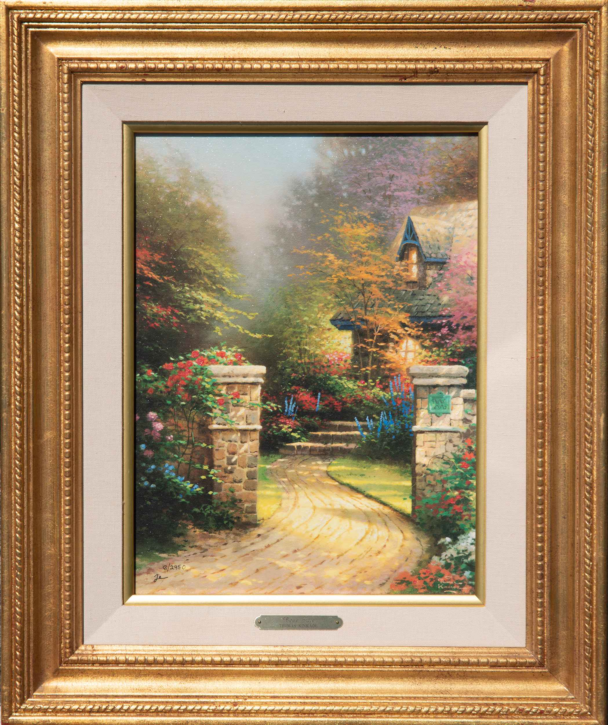 Kincade - Rose Gate 8...  by  Resale Gallery