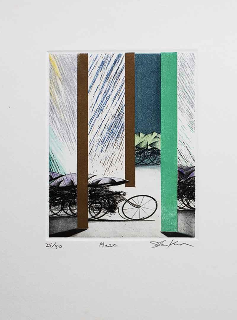 Maze by  Shigeki Kuroda - Masterpiece Online