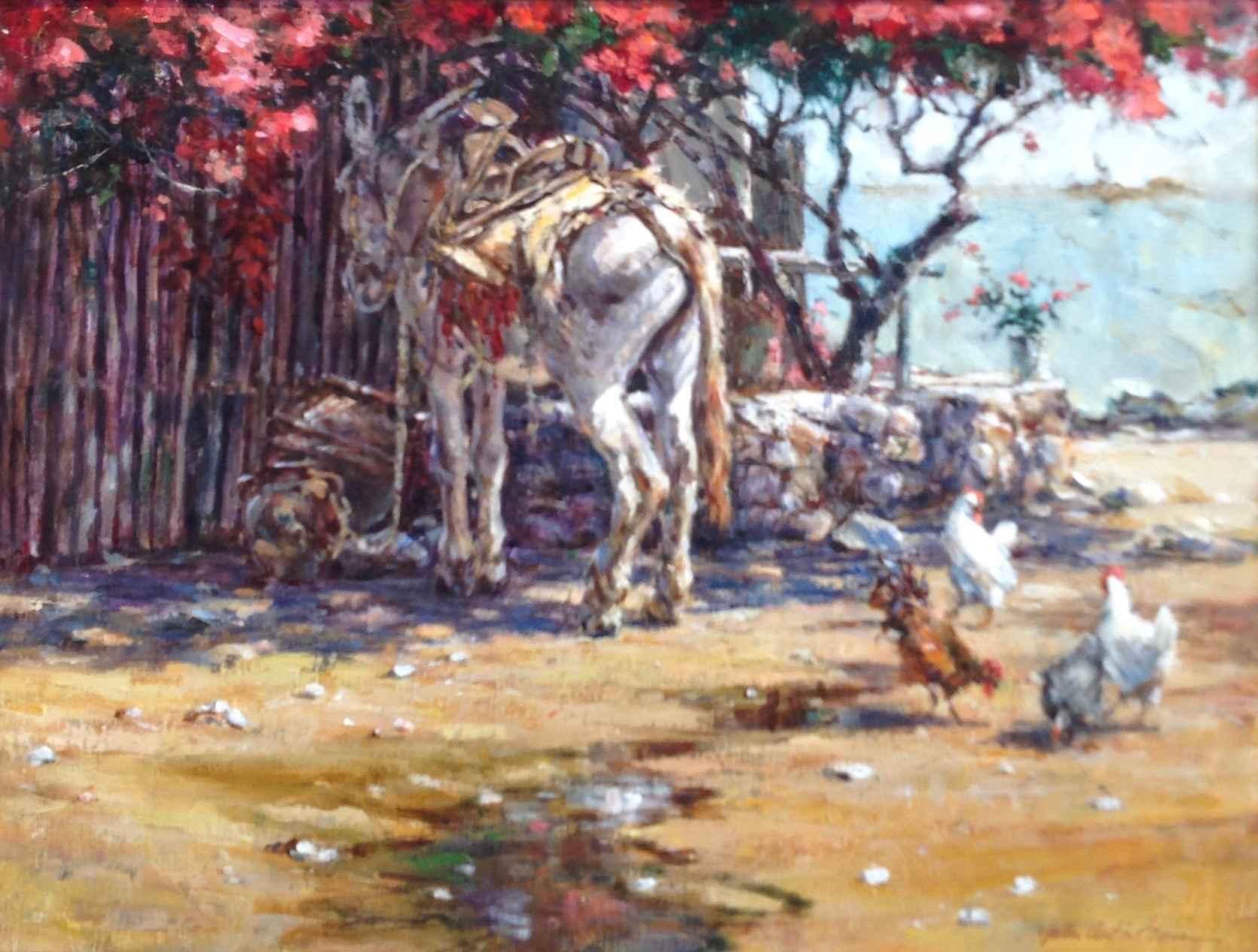 Punto Sombrio (A Bit ... by  John Austin Hanna - Masterpiece Online