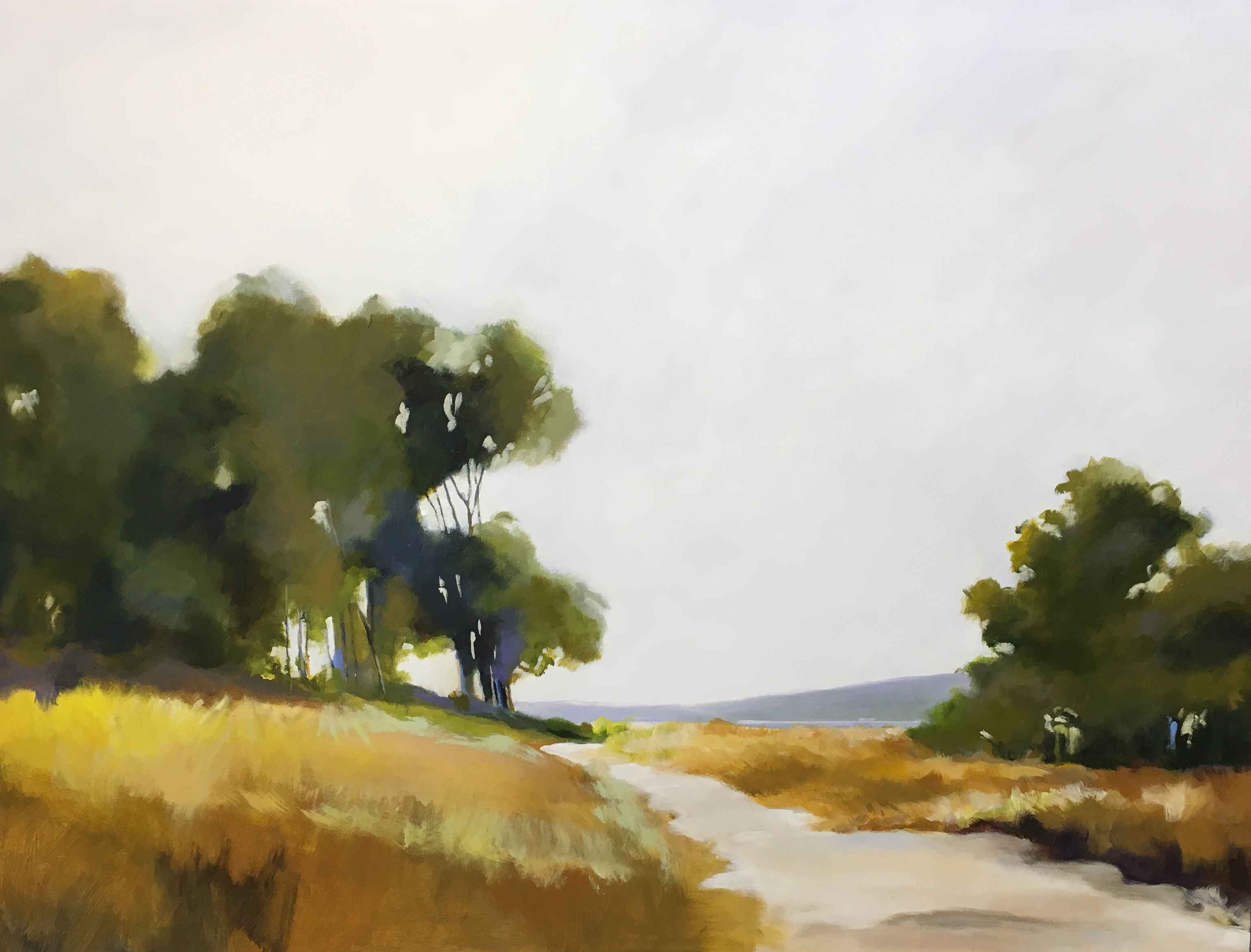 On the Way to the Lake by Mr John Adams - Masterpiece Online