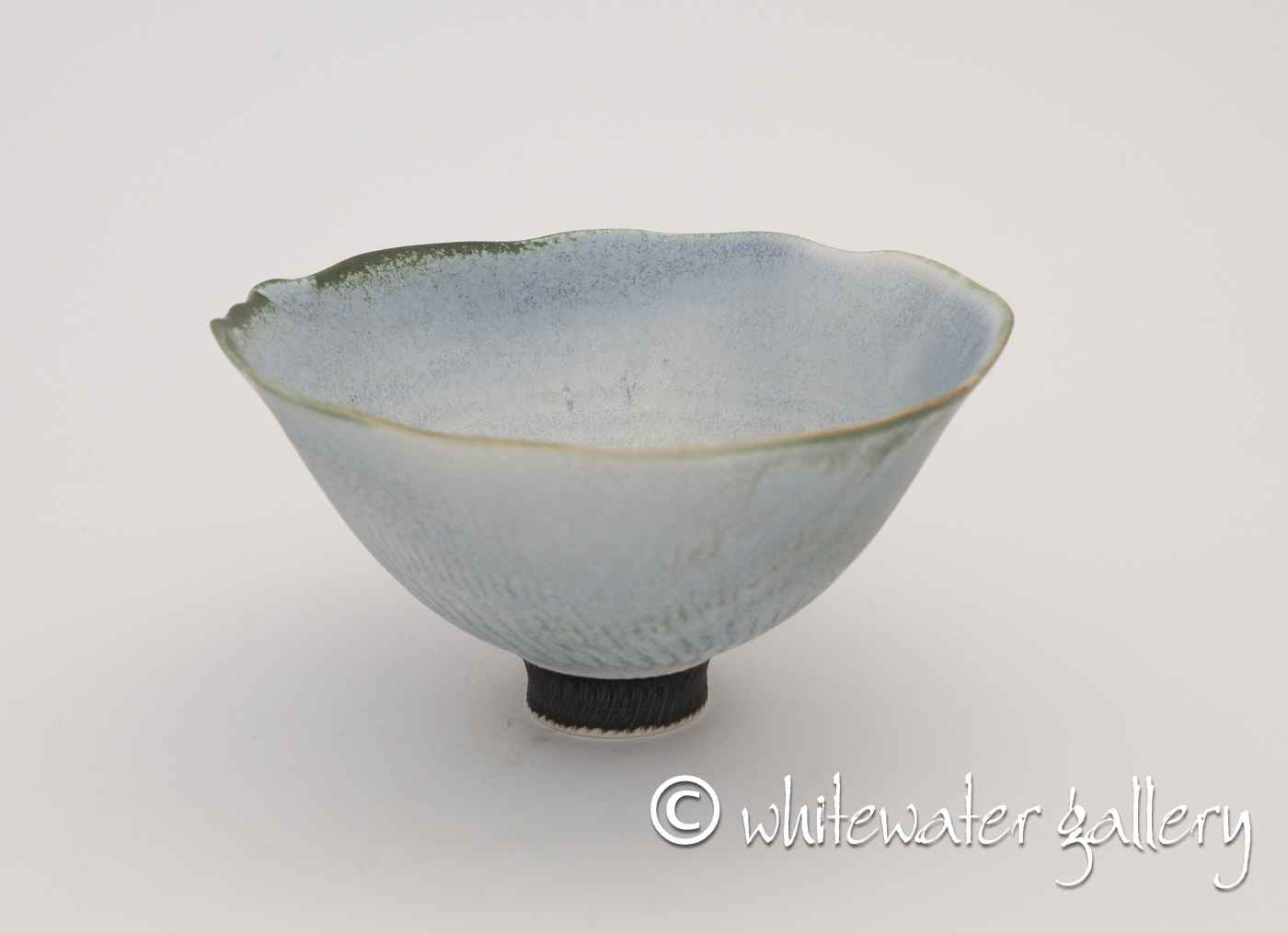 Bowl with Chattered B... by  Hugh West - Masterpiece Online