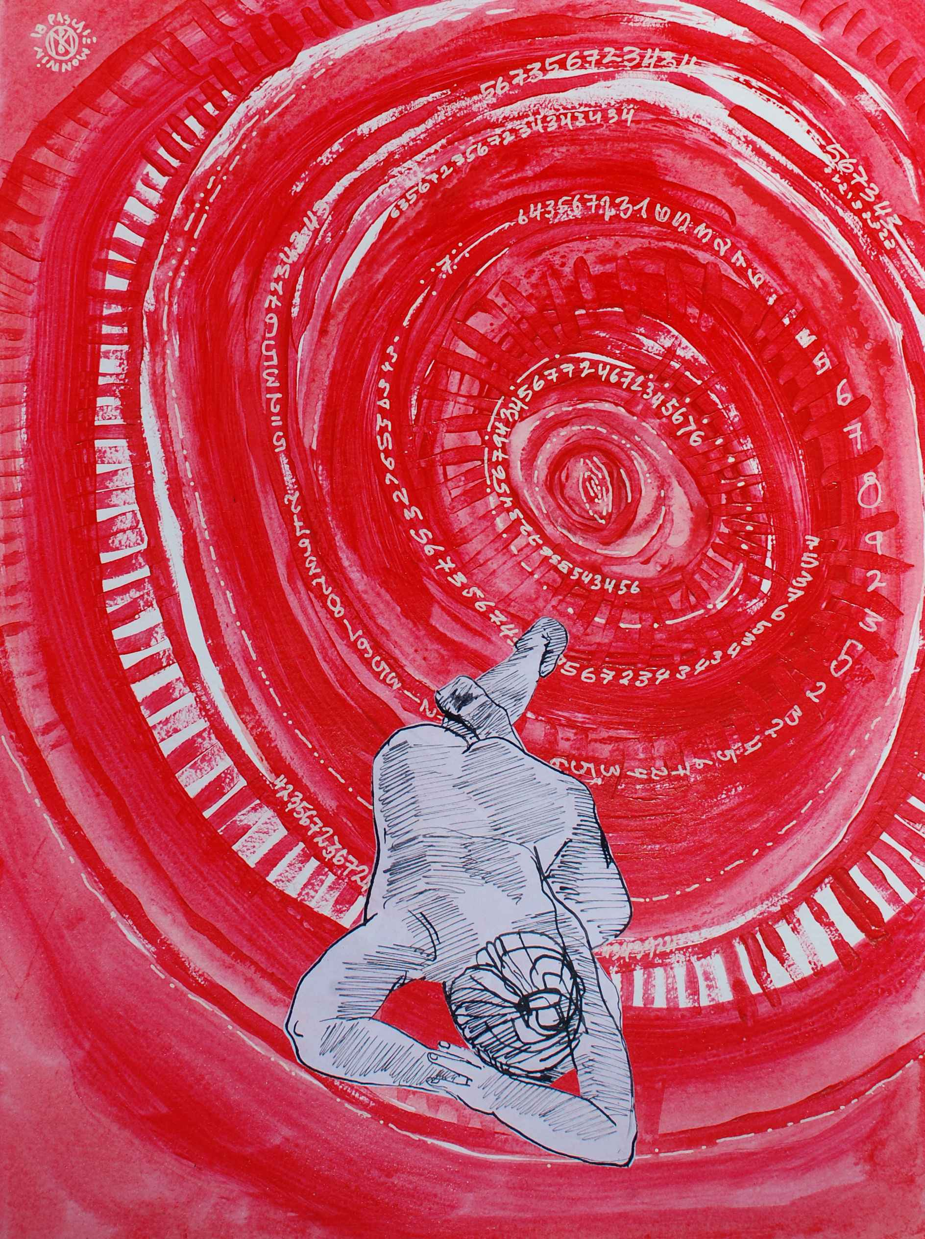 The Red Dream by  Pascale MONNIN - Masterpiece Online