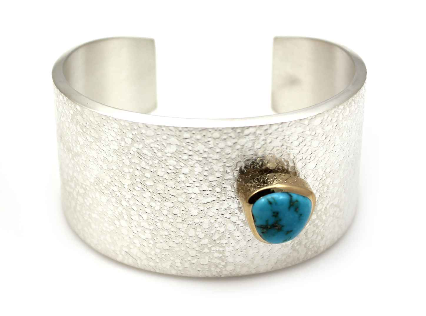 Single Stone Turquois... by  Chris Pruitt - Masterpiece Online