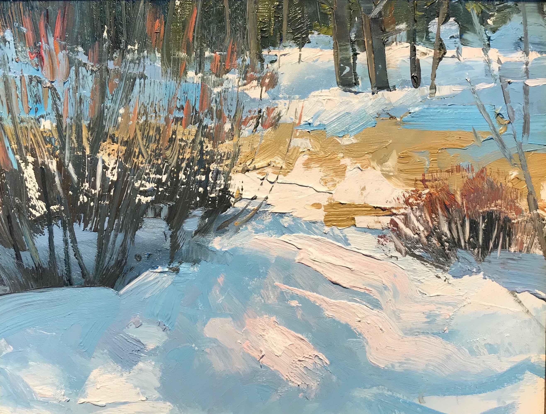 Snow Drift by  Trey McCarley - Masterpiece Online