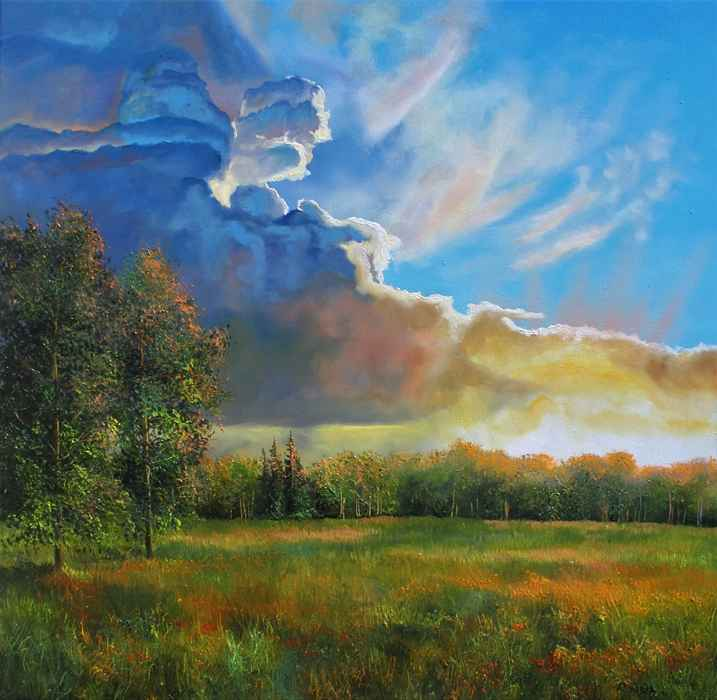 Morning Light by  Andrew Kiss - Masterpiece Online