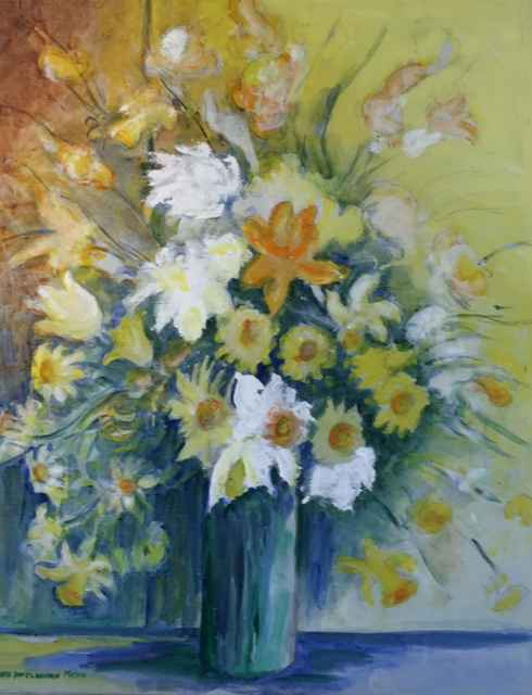 Spring Bouquet by  Ruth Mead - Masterpiece Online