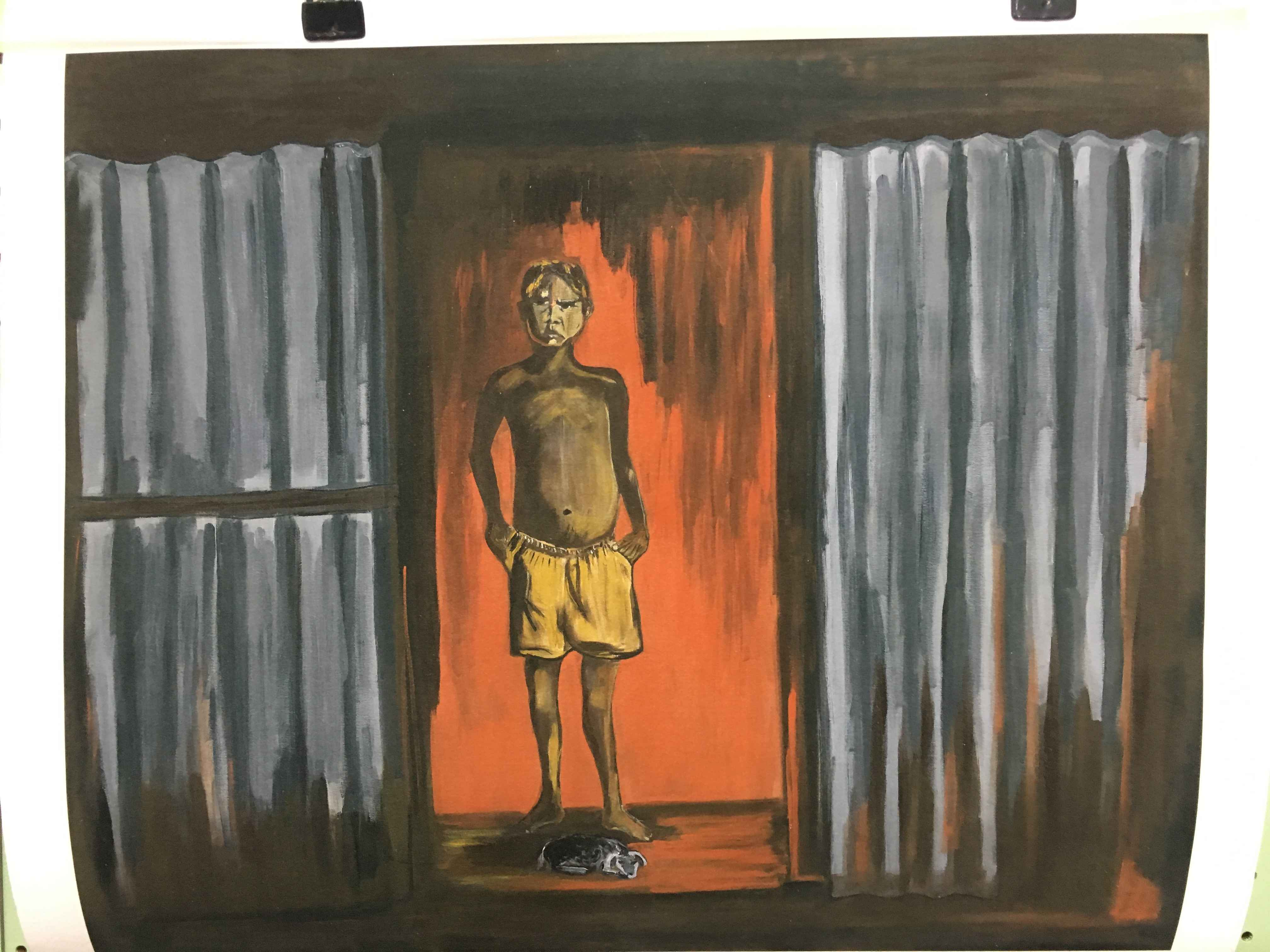 All Alone by Mrs Donna Cobus - Masterpiece Online