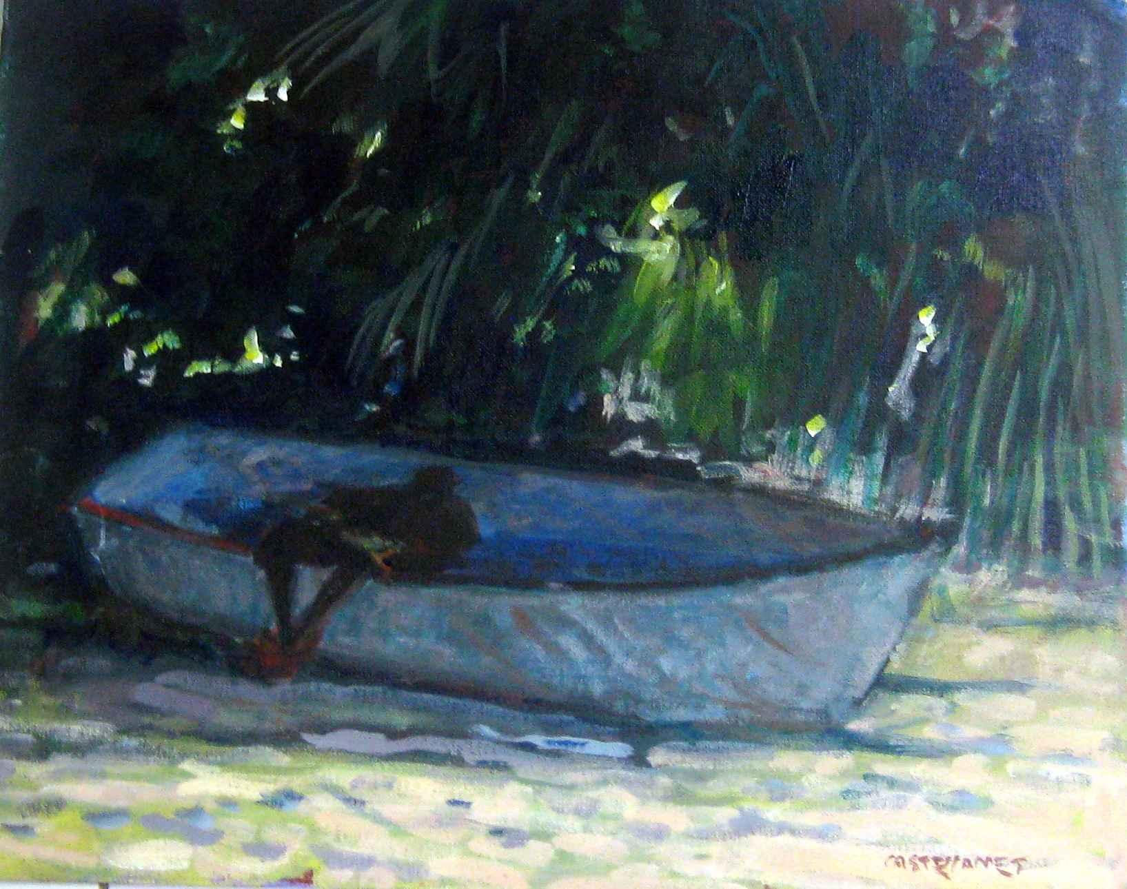 Morning Nap by Mr. Vincent Castellanet - Masterpiece Online