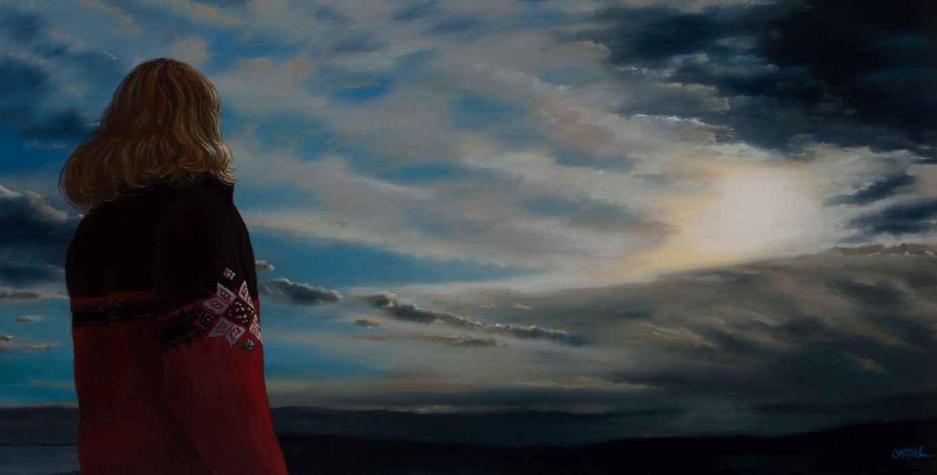 The Scandinavian by  Christopher Pothier - Masterpiece Online