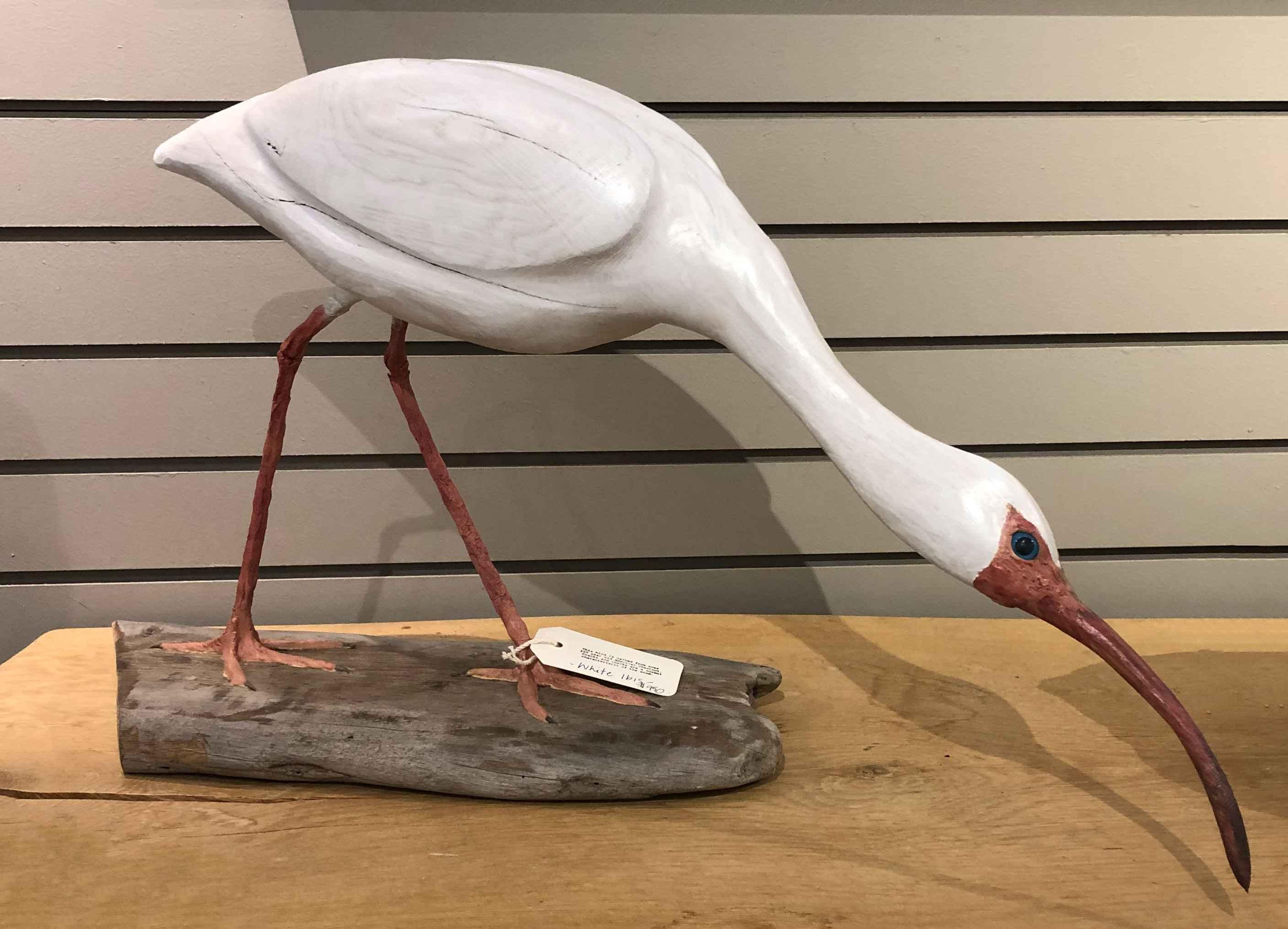 White Ibis by  Wendy Lichtensteiger - Masterpiece Online