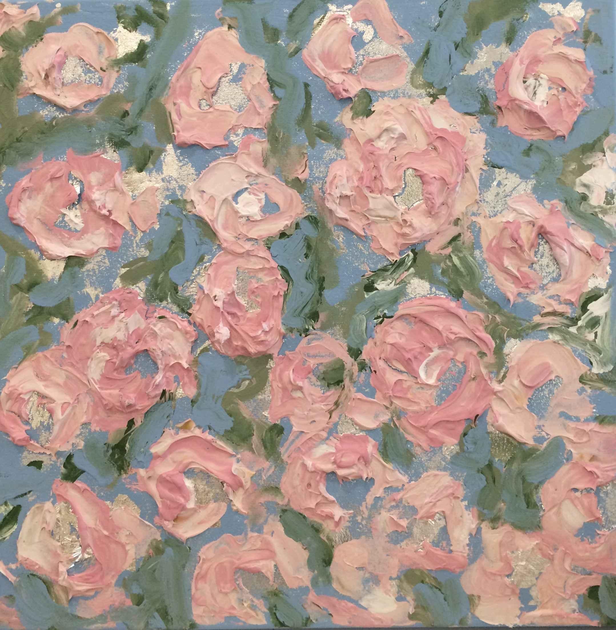 Rose Garden by  Steve Lyons - Masterpiece Online