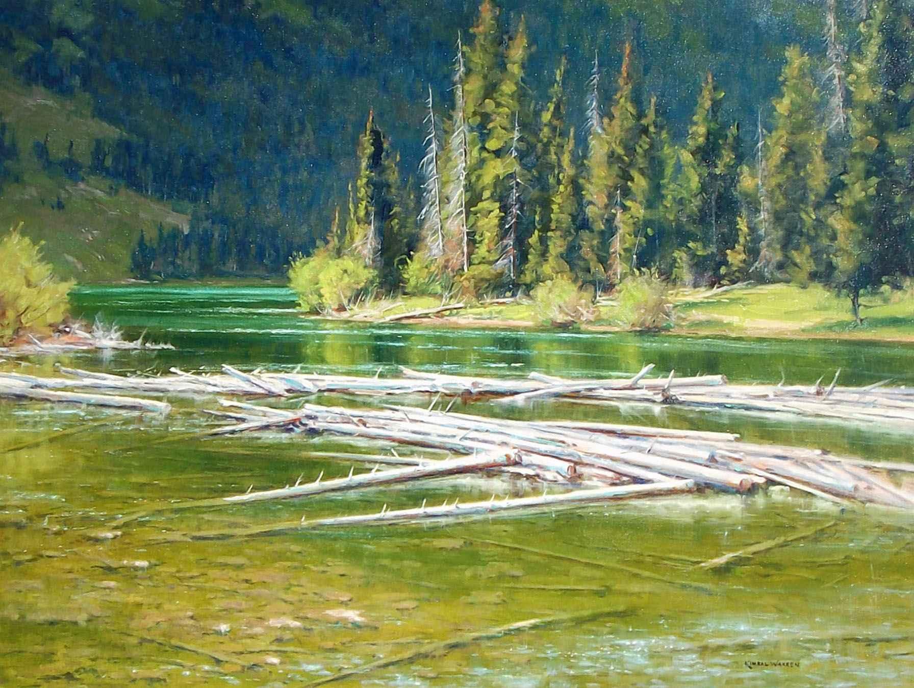 String Lake , Tetons